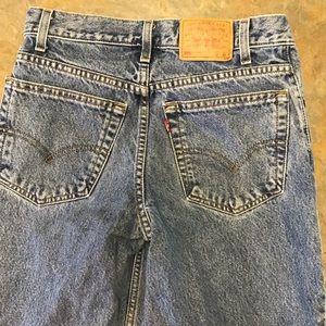 Men's Levi jeans size 29x32